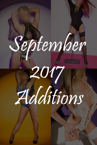 Meet Our Stunning & Beautiful Warrington Escorts – September 2017 Additions